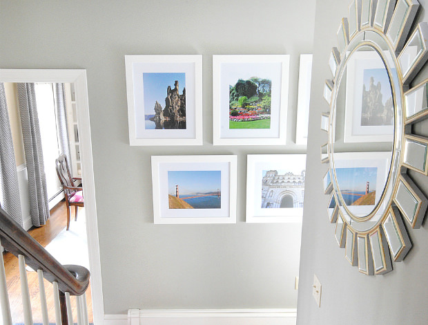 Gallery Wall by The Chronicles of Home | SnapBox