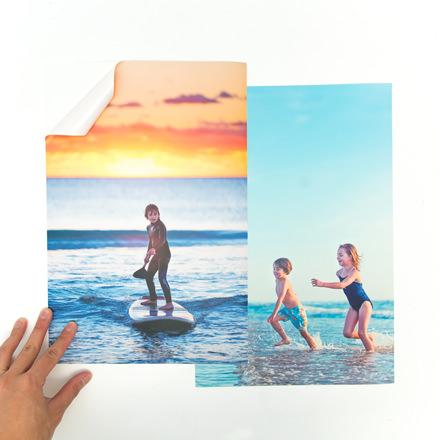 Peel & Stick Fabric Posters