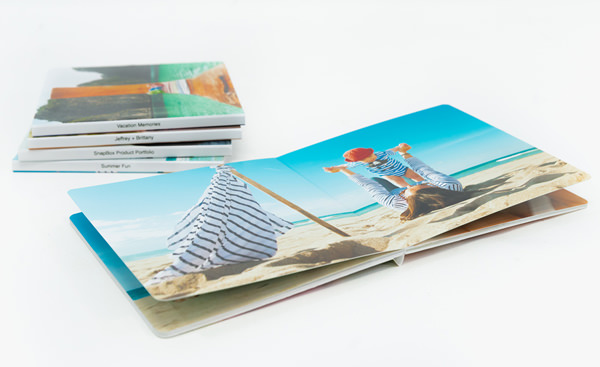 Layflat Photo Books are Here!