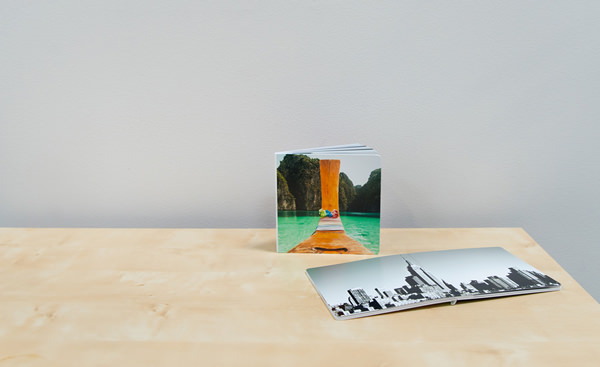 What are the Different Options with Photo Books?